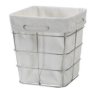Waste Baskets Cool Bathroom Trash Cans You'll Love  Wayfair Design Decoration