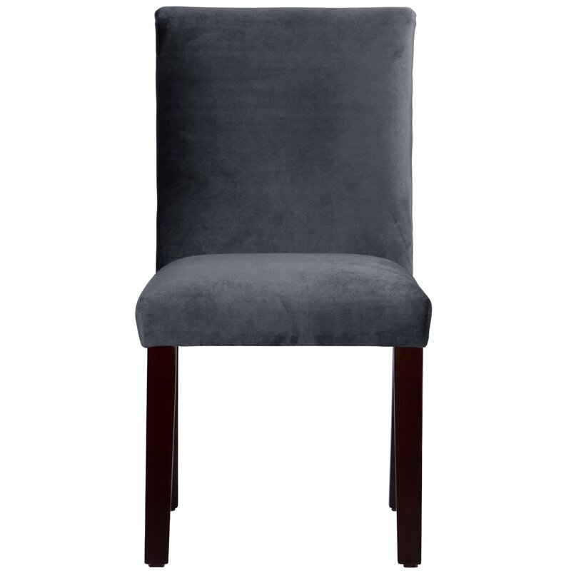 Brayden Studio Styron Eclipse Parsons Upholstered Dining Chair Wayfair