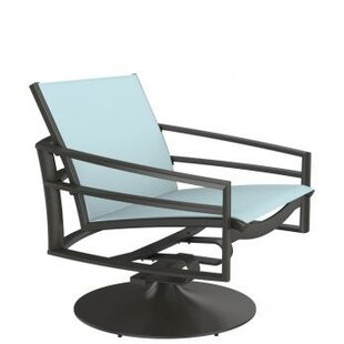 Kor Sling Swivel Action Patio Chair