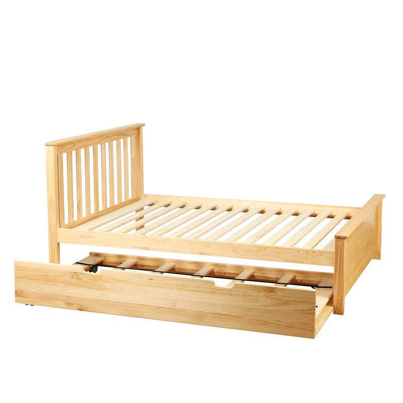 bed frames queen upholstered bed frame full bed with trundle