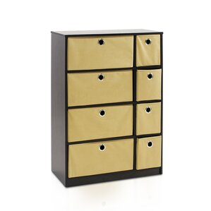 8 Drawer Storage Chest