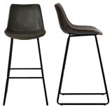 Stockwith 29 Bar Stool (Set of 2) by 17 Stories