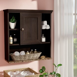 millersburg 2325 w x 2463 h wall mounted cabinet - Bathroom Storage Cabinets