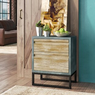 Dodson 2 Drawer Chest by Trent..