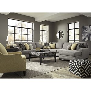 Cresson Sectional by Benchcraft