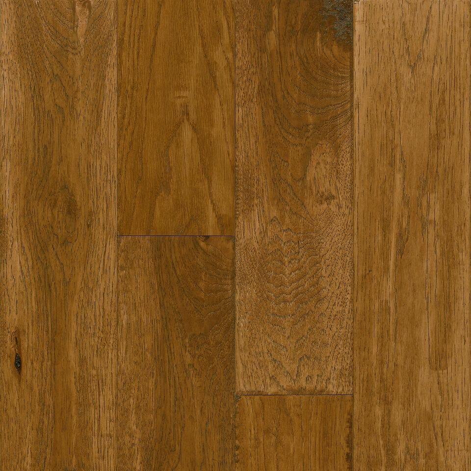 "Hickory 5-5/5"" Wide Parquet Hardwood Flooring"