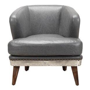 Bron Barrel Chair by Trent Austin Design