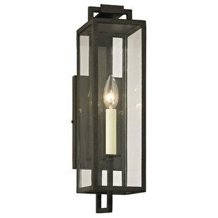 Read Reviews Advika Outdoor Sconce By Darby Home Co