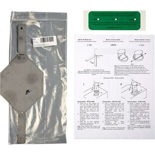 Air Flow Range Hood Reducer Kit Duct Accessory