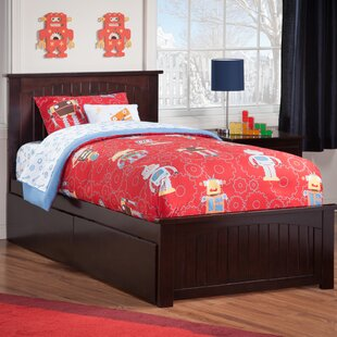 Graham Storage Platform Bed by Beachcrest Home New