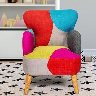 Katherin Children's Club Chair By Ebern Designs