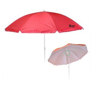 Daigle 1.3m Beach Parasol By Freeport Park