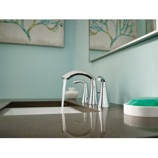 Moen Glyde Widespread Bathroom..