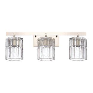 Orren Ellis Mireya 3-Light Vanity Light