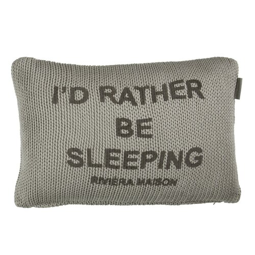 Dekokissen Sleep Tight Riviera Maison | Heimtextilien > Decken und Kissen > Kissen | Riviera Maison