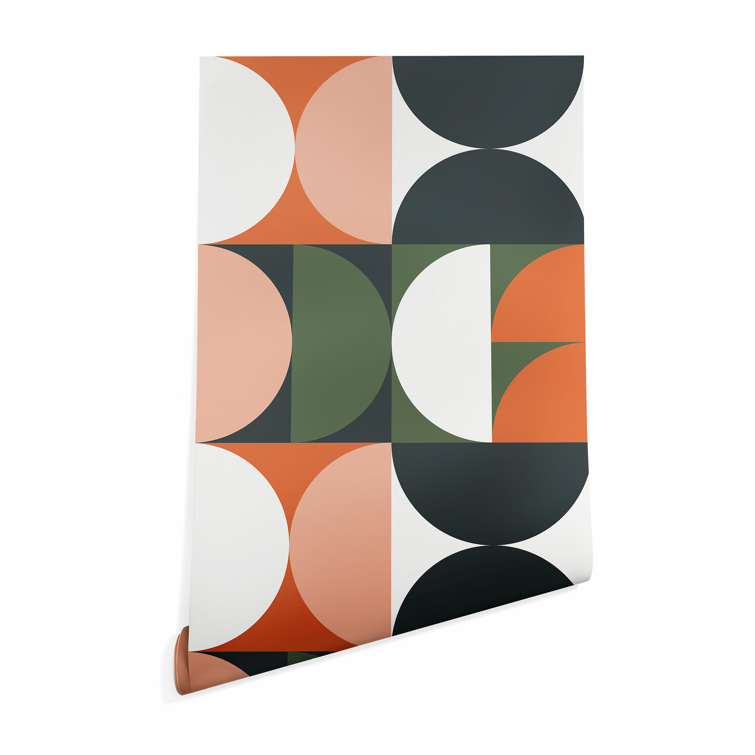 Mid Century Modern Self Adhesive Wallpaper You Ll Love In 2020 Wayfair