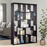 Lancashire Geometric Bookcase by Ebern Designs