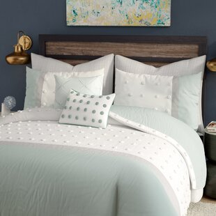 Mercury Row Gongora Cotton 7 Piece Comforter Set