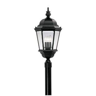 Affordable Price Slusser 3-Light Lantern Head By Charlton Home
