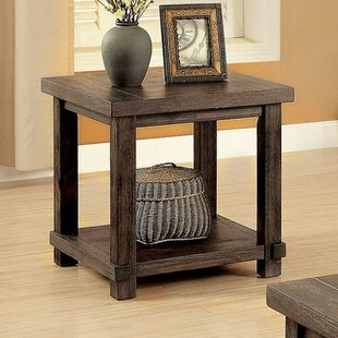 Weatherby End Table
