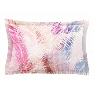 Cafelab 'Sweet Tropical' Abstract Sham