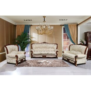 Astoria Grand Vernonburg 3 Piece Gold And..