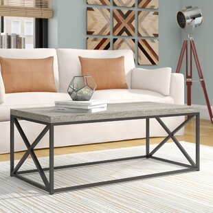 Kober Coffee Table by Williston Forge
