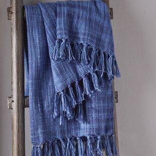 Carclunty Cotton Throw Blanket