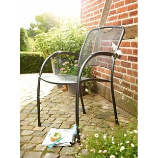 Croce Stacking Patio Dining Chair