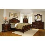 Caban Sleigh Configurable Bedroom Set by Astoria Grand