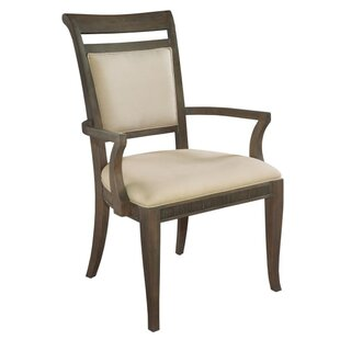 Sizemore Upholstered Dining Chair Loon Peak
