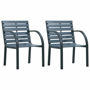 Glenni Garden Chair (Set Of 2) By Sol 72 Outdoor