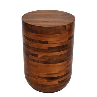 Daina End Table by World Menagerie