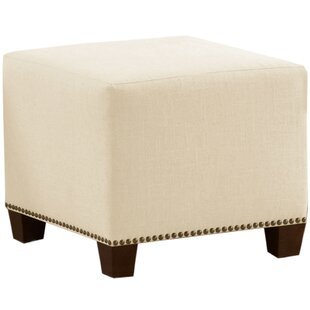 Chambers Cube Ottoman by Skyline Furniture