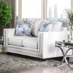 Landwehr Loveseat by Everly Quinn Cheap