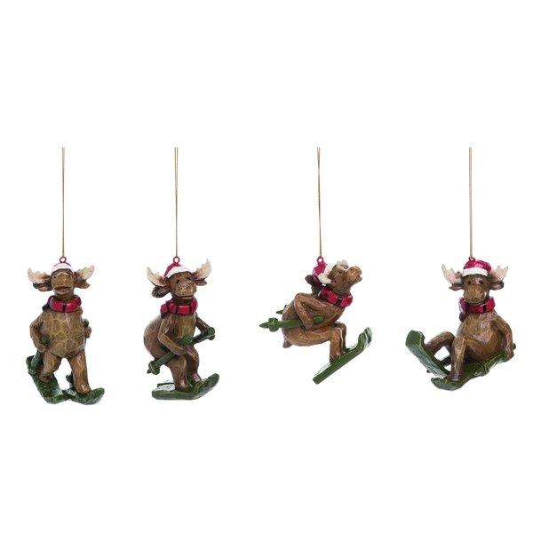 Moose Ornament Wayfair Ca