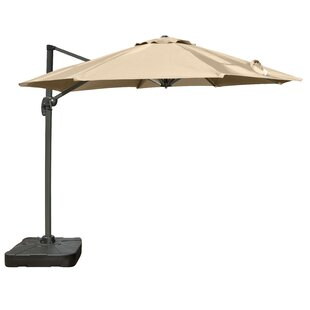 Red Barrel Studio Alms 9.10' Cantilever Umbrella
