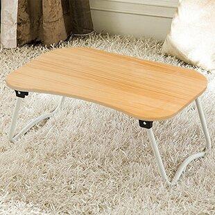Pankey Portable Desk with Foldable Bottom Legs Laptop Tray