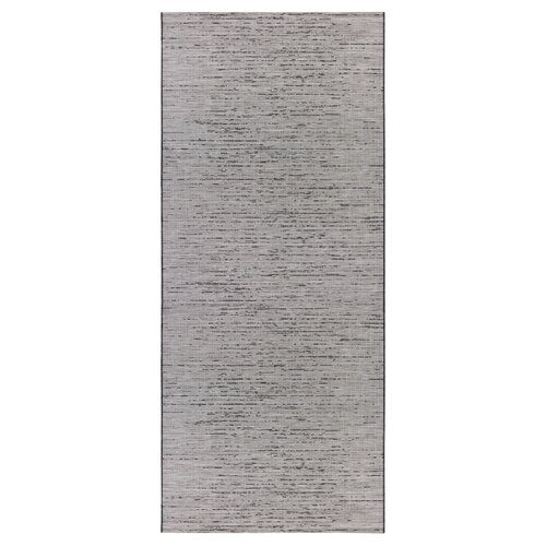 Laval Flatweave Grey Indoor/Outdoor Rug Elle Decor Rug size: