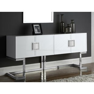 Everly Quinn Lansen Buffet Table
