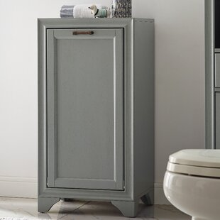 Gracie Oaks Witton Linen Hamper