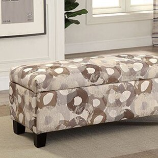 Latitude Run Risinger Upholstered Storage..