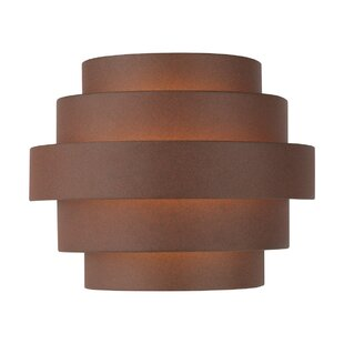 Markeshia LED Outdoor Sconce By 17 Stories