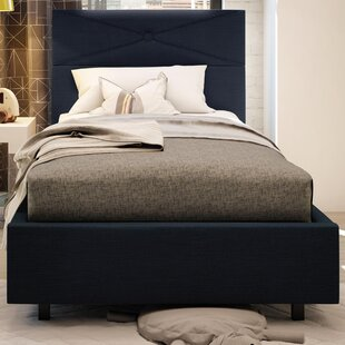 Kinston Upholstered Platform Bed by House of Hampton Purchase