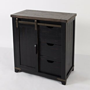 Westhoff 3 Drawer Accent Cabinet by Gracie Oaks