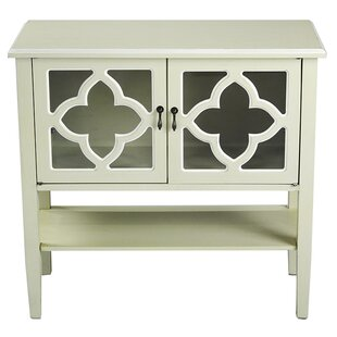 Heather Ann Creations 2 Door Console Acccent Cabinet