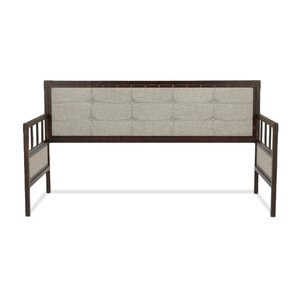 Danvers Metal Daybed with Button-Tufted Upholstery by Trent Austin Design