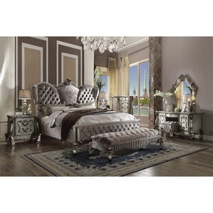Welton Panel Configurable Bedroom Set
