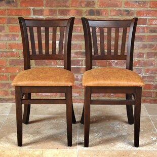 Keira Upholstered Dining Chair Set (Set Of 2) By Ophelia & Co.