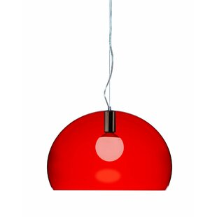 Kartell Kartell 1-Light Inverted Pendant